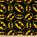 DC Comics Batman Fleece Tossed Multi