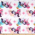 My Little Pony Fleece Friends White