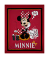 Disney Minnie Traditional Minnie Panel Red