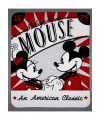 Disney Mickey And Minnie Fashions An American Classic Panel Multi