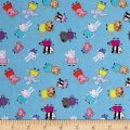 Peppa Pig Peppa And Friends Blue