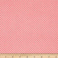 Riley Blake Sweet Prairie Gingham Pink