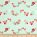 Riley Blake Sweet Prairie Chain Mint