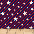 Brave & Free Stars & Stripes Red
