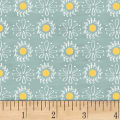 Smitten With Spring Lacey Dot Aqua