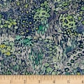 Enchanted Forest  Full Bloom Navy