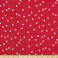 Wordplay Grid Paper Red
