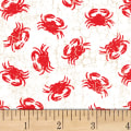Shoreline  Crabs Red