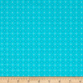 Uppercase Volume 2  Flower Stitch Turquoise