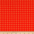 Uppercase Volume 2  Flower Stitch Red