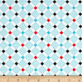 Uppercase Volume 2 Feed Sack Turquoise