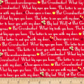 Little Red Riding Hood Story Red