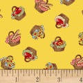 Little Red Riding Hood  Baskets Yellow