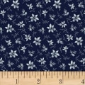 Adele Mini Floral Navy