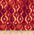 Three Kings Brocade Ruby