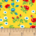 Sugar Sack Mini Floral Yellow