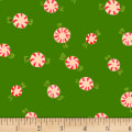 Sugarplum Peppermints Green