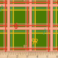 Sugarplum Plaid Green