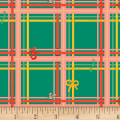 Sugarplum Plaid Spruce
