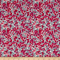 Liberty Fabrics Tana Lawn Wiltshire Red