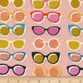 Cotton + Steel Poolside Shade Pink