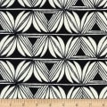 Cotton + Steel Santa Fe Pottery Rayon Challis Black