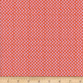 Cotton + Steel Rifle Paper Co Amalfi Checkers Pink