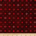 Sugar Berry Sweethearts Metallic Radiant Crimson