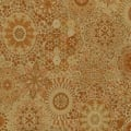 Crypton Kaleidoscope Jacquard Orange