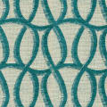 AbbeyShea Bailey Jacquard Teal