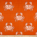 Premier Prints Luxe Outdoor Avalon Marmalade