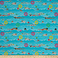 Just Beachy Ocean Swimmers Turquoise