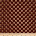 Pumpkin Farm Checkerboard Foulard Pumpkin