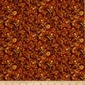 Autumn Album Paisley Pumpkin