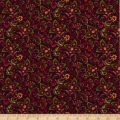 Autumn Album Paisley Cranberry