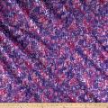 Pearl Luxe Pearl Flower Metallic Purple