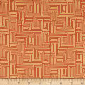 Contempo  Dot Crazy Maze Orange