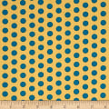 Contempo  Dot Crazy Medium Dot Yellow