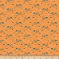 Benartex Homestead:Colonial Carriage Orange