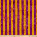 Kaffe Fassett Artisan Batik Big Stripe Orange