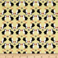 Lewis & Irene Spindrift Puffin Pairs Yellow