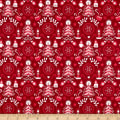 Lewis & Irene Hygge Christmas Tonttu Christmas Red