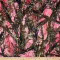 True Timber Camo 900 Denier - MC2 Pink