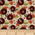 Mulberry Bloom Big Blossom Digital Cream