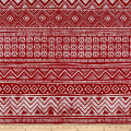 Covington Wethersfield Jacquard Red