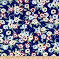 Maywood Studio Hi-de-Ho Posies Navy