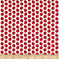 Maywood Studio Hi-de-Ho Swishy Dots Red