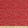 Maywood Studio Hi-de-Ho Tonal Dashes Red