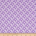 Judie Rothermel Aunt Grace Basket Of Scraps Purple