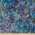 Cascades Abstract Batik Multi/Grey